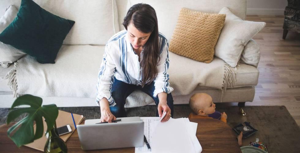 Alternativas para el cuidado de los hijos en el trabajo